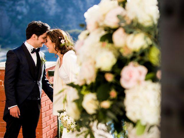 Il matrimonio di Giulia e Giuseppe a Vico Equense, Napoli 20