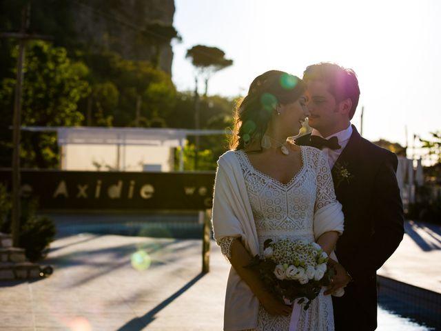 Il matrimonio di Giulia e Giuseppe a Vico Equense, Napoli 21