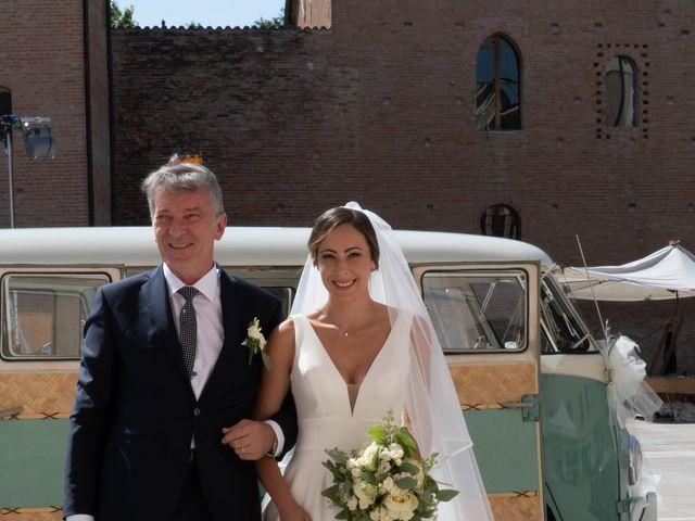 Il matrimonio di Elisa e Claudio a Formigine, Modena 9
