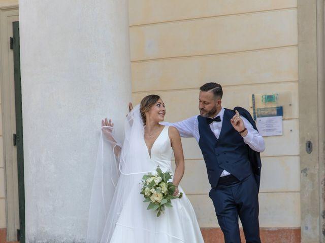 Il matrimonio di Elisa e Claudio a Formigine, Modena 13