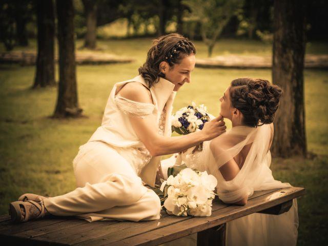 Le nozze di Ambra e Consuelo
