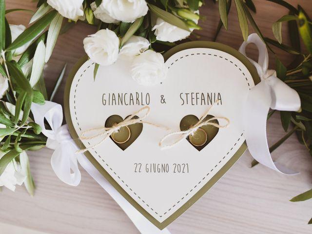 Il matrimonio di Giancarlo e Stefania a Trani, Bari 3