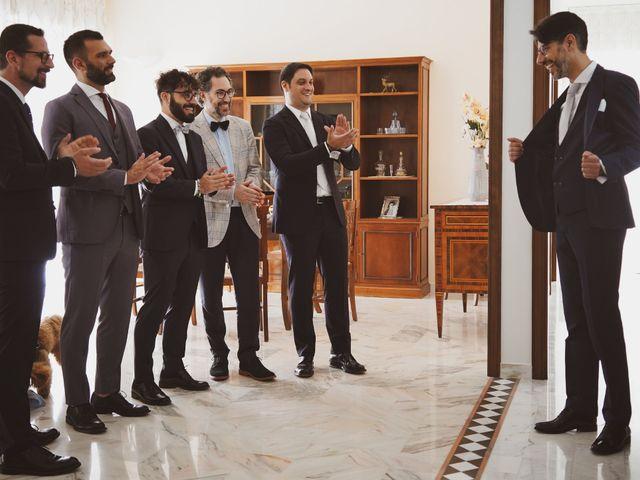 Il matrimonio di Giancarlo e Stefania a Trani, Bari 9