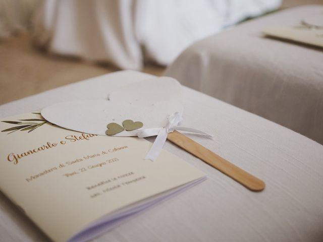 Il matrimonio di Giancarlo e Stefania a Trani, Bari 14