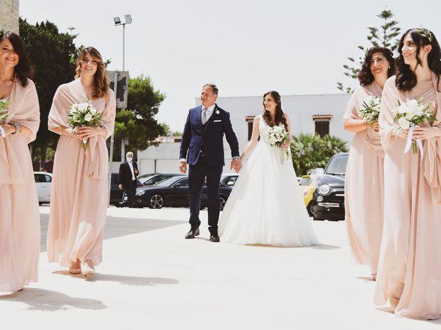Il matrimonio di Giancarlo e Stefania a Trani, Bari 17