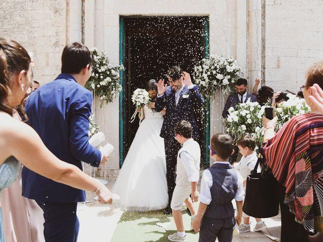 Il matrimonio di Giancarlo e Stefania a Trani, Bari 29