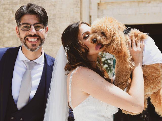 Il matrimonio di Giancarlo e Stefania a Trani, Bari 30
