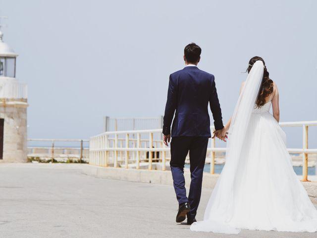 Il matrimonio di Giancarlo e Stefania a Trani, Bari 31