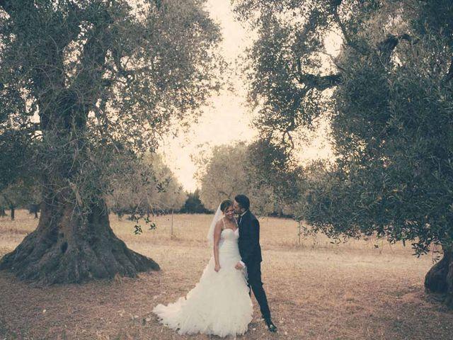 le nozze di Antonio e Leila