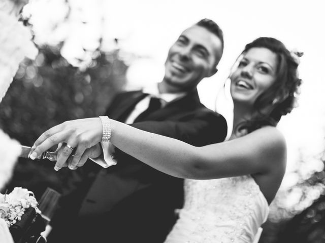 le nozze di Benedetta e Giuseppe