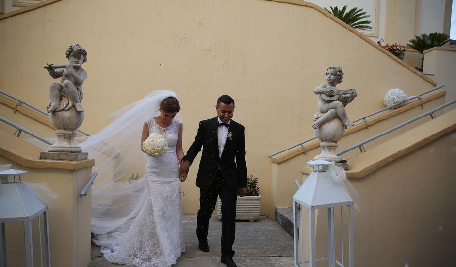 Il matrimonio di Laura e Giovanni a Castel Campagnano, Caserta