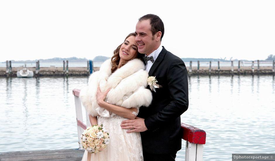 Il matrimonio di Nicola e Martina a Chioggia, Venezia