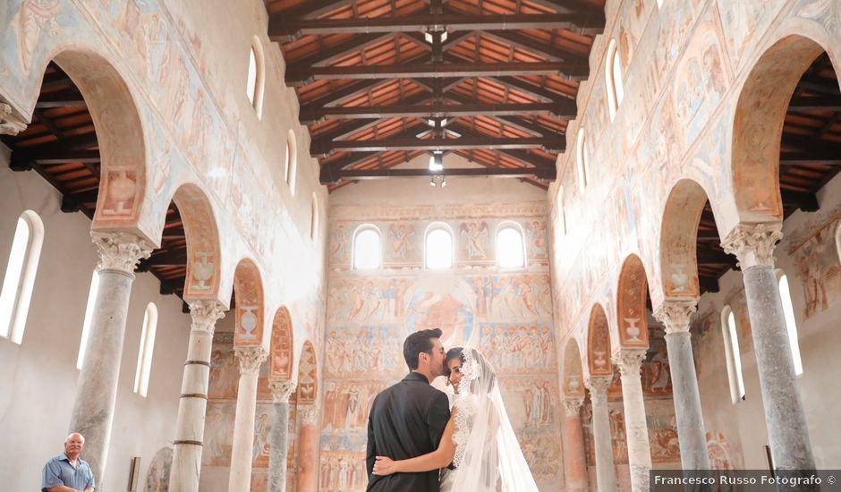 Il matrimonio di Raffaele e Stefania a Santa Maria Capua Vetere, Caserta
