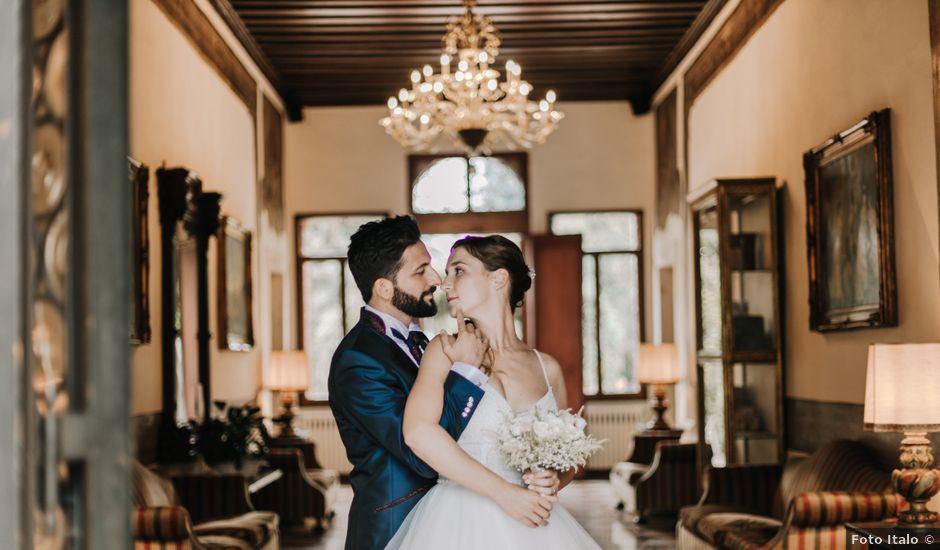 Il matrimonio di Valentina e Mario a Vigonovo, Venezia