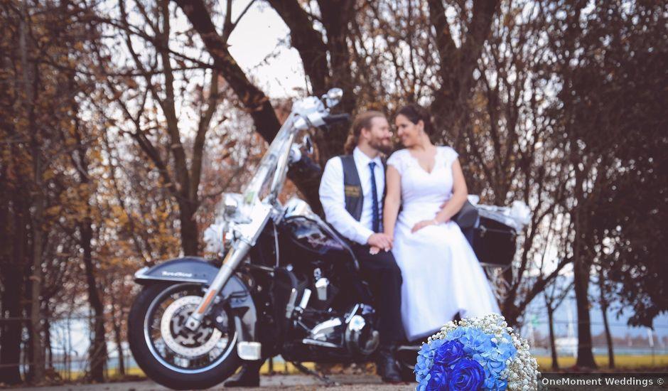 Il matrimonio di Helena e Ryan a Monticello Conte Otto, Vicenza