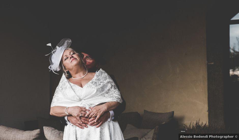 Il matrimonio di Cinzia e Marzio a Campi Bisenzio, Firenze