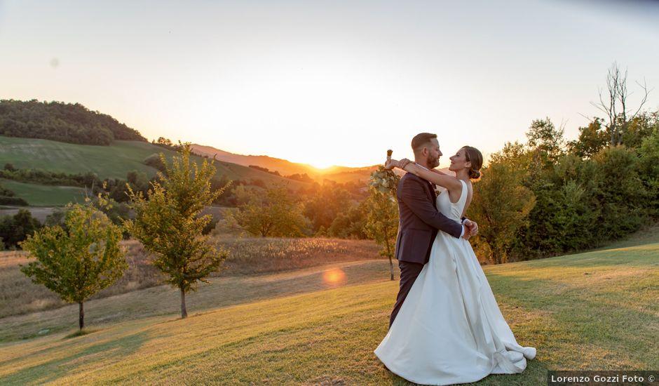 Il matrimonio di Elisa e Claudio a Formigine, Modena