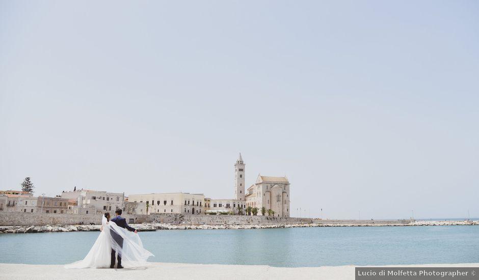 Il matrimonio di Giancarlo e Stefania a Trani, Bari