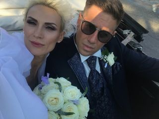 Le nozze di Cozmina  e Giuseppe