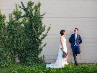 Le nozze di Pauline e Matteo
