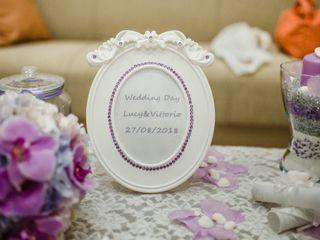 Le nozze di Lucia e Vittorio 1