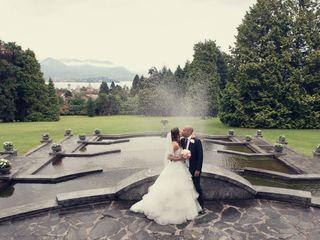 Le nozze di Noemi e Tamer