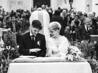 Le nozze di Toni e Maria Rita