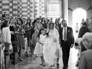 Le nozze di Annalisa e Guillaume 3