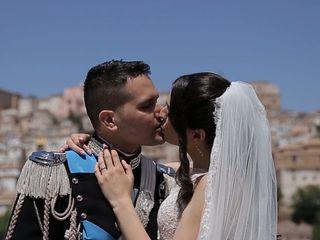 Le nozze di Irene e Giancarlo