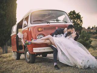 Le nozze di Angelica e Sandro