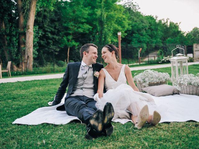 le nozze di Laura e Jesper