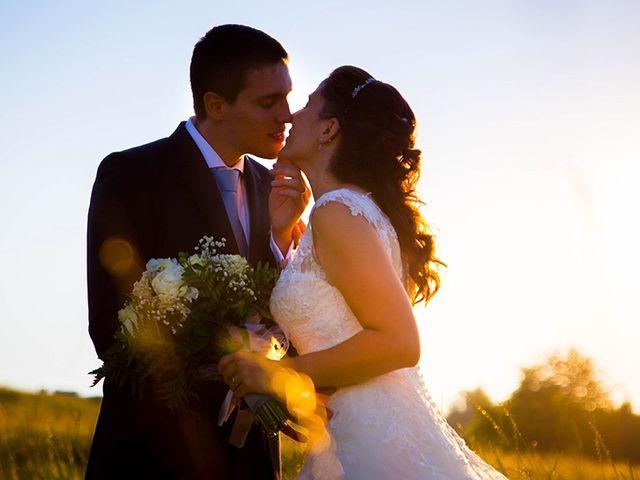 le nozze di Sara e Guido