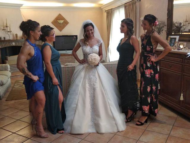 Il matrimonio di Daniele e Federica a Agosta, Roma 2