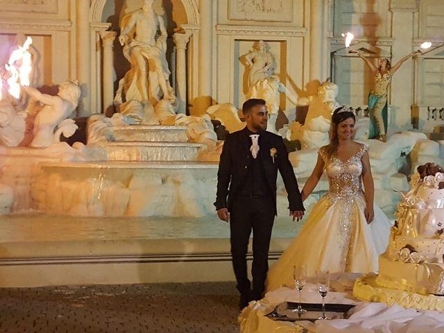 Il matrimonio di Daniele e Federica a Agosta, Roma 1