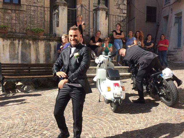 Il matrimonio di Daniele e Federica a Agosta, Roma 8