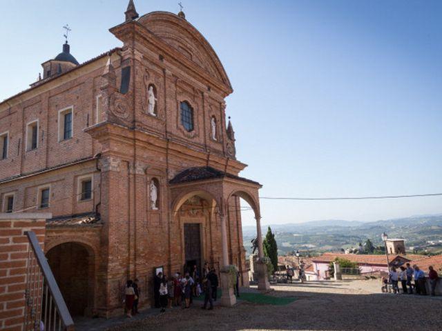 Il matrimonio di Alessandro e Anna a Castelnuovo Calcea, Asti 5