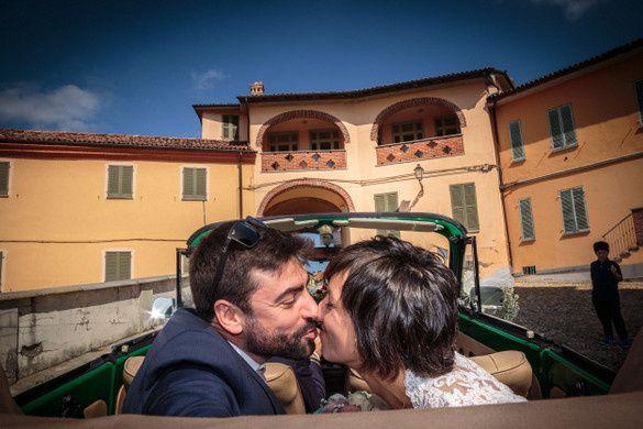 Il matrimonio di Alessandro e Anna a Castelnuovo Calcea, Asti 8