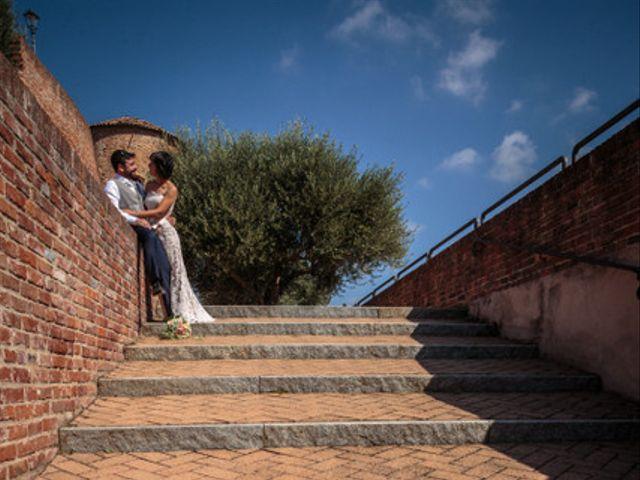 Il matrimonio di Alessandro e Anna a Castelnuovo Calcea, Asti 13