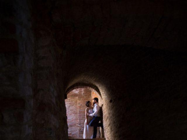 Il matrimonio di Alessandro e Anna a Castelnuovo Calcea, Asti 14