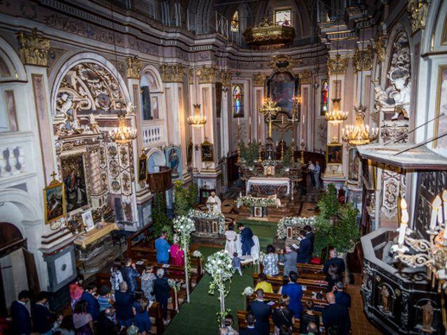 Il matrimonio di Alessandro e Anna a Castelnuovo Calcea, Asti 16