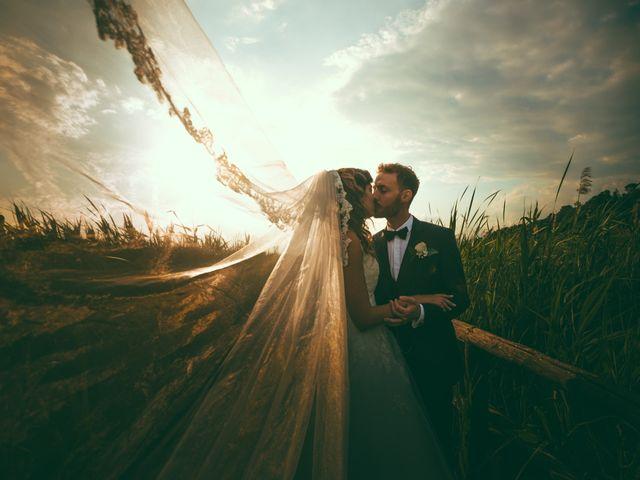 le nozze di Eleonora e Cristiano