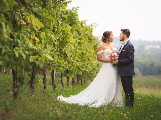 Le nozze di Marivi e Nicola
