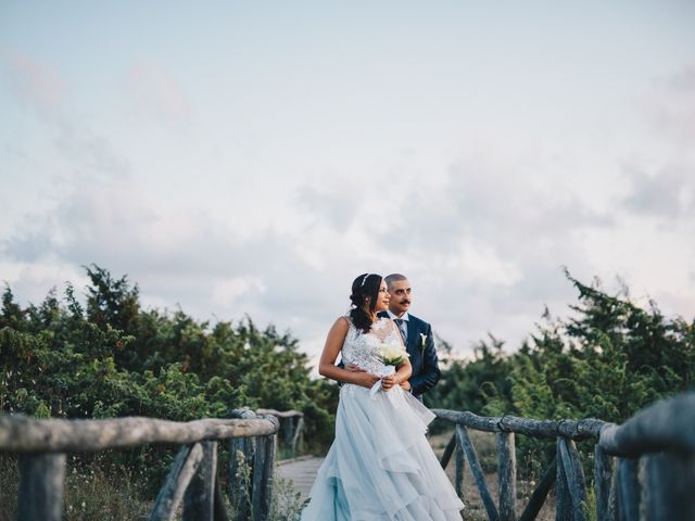 Il matrimonio di Pietro e Elisa a Viareggio, Lucca 43