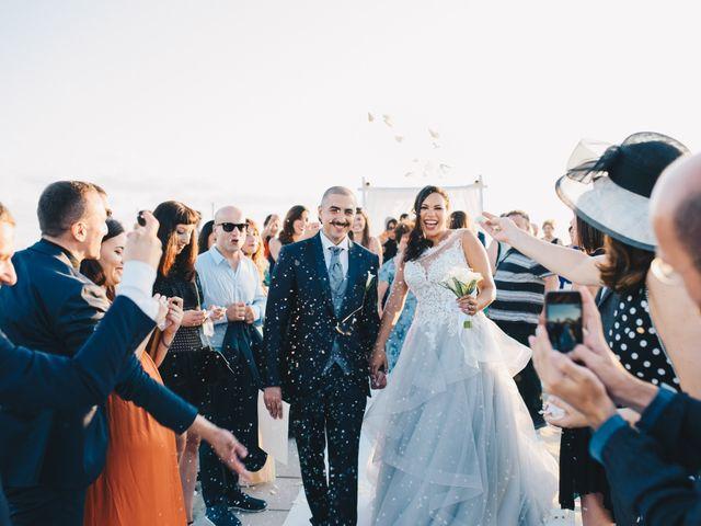 Il matrimonio di Pietro e Elisa a Viareggio, Lucca 48