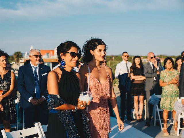 Il matrimonio di Pietro e Elisa a Viareggio, Lucca 69