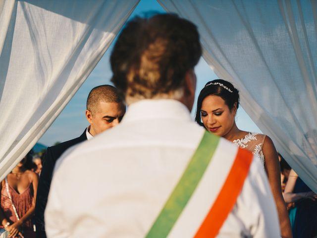 Il matrimonio di Pietro e Elisa a Viareggio, Lucca 70