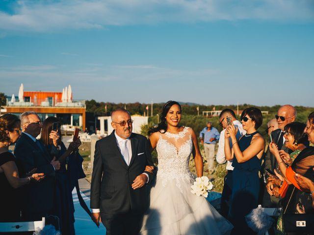 Il matrimonio di Pietro e Elisa a Viareggio, Lucca 72