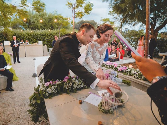 Il matrimonio di Vittorio e Lucia a Bari, Bari 42