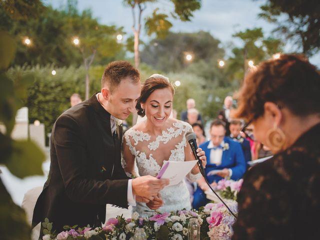 Il matrimonio di Vittorio e Lucia a Bari, Bari 43