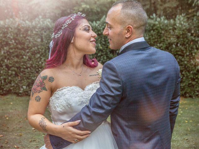 Le nozze di Gloria e Fabrizio